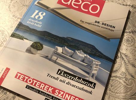 Octogon Deco Magazin