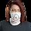 Thumbnail: Olli Loves you Neck Gaiter Face mask