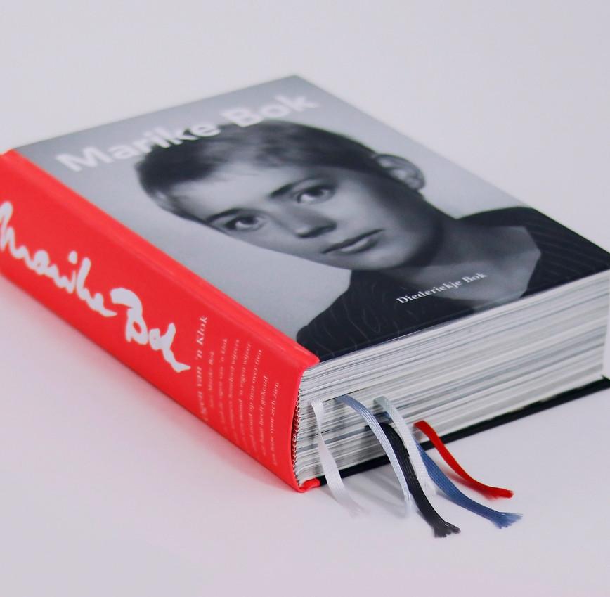 Marike Bok Book Design