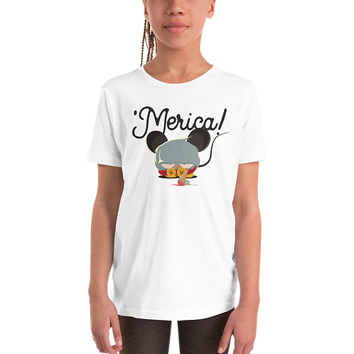 'Merica Youth Short Sleeve T-Shirt