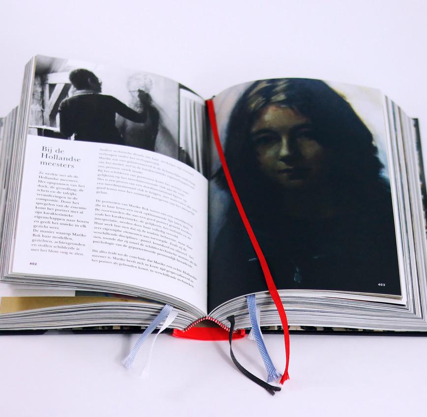 Marike Book Book Design