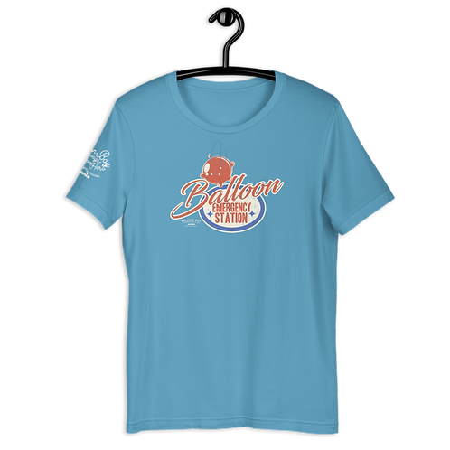 Balloon Boy Retro Short-Sleeve Unisex T-Shirt