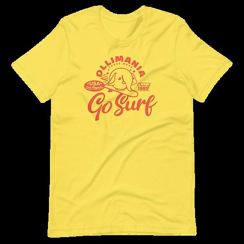 Olli Surf Short-Sleeve Unisex T-Shirt