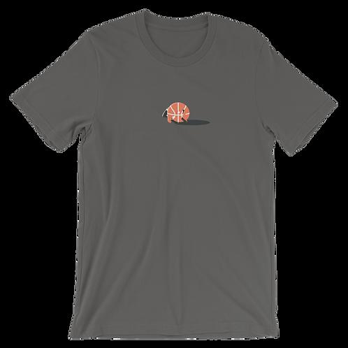 Basketball Short-Sleeve Unisex T-Shirt