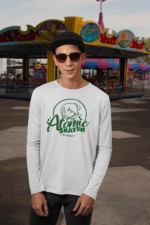 Atomic Skater Long sleeve t-shirt