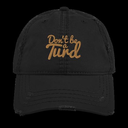 Wisdom Distressed Hat