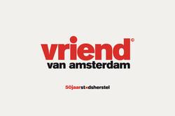 Vriend Amsterdam Logo