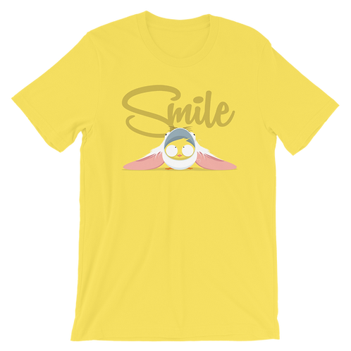 Smile Short-Sleeve Unisex T-Shirt