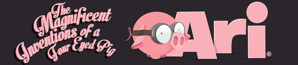 Ari the pig
