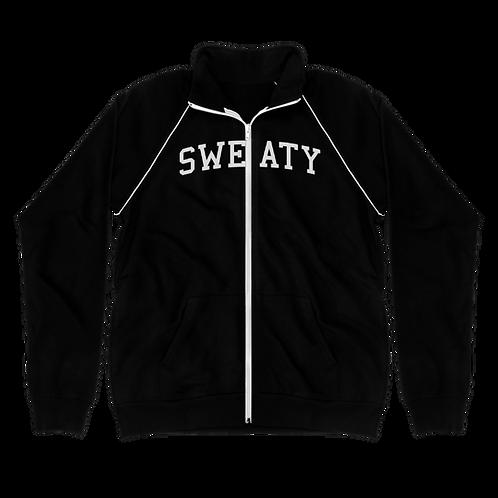 Sweaty Fleece Jacket