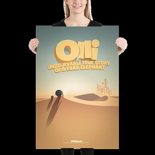 Olli adventure Poster