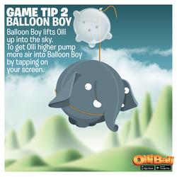 GAME TIP BALLOON