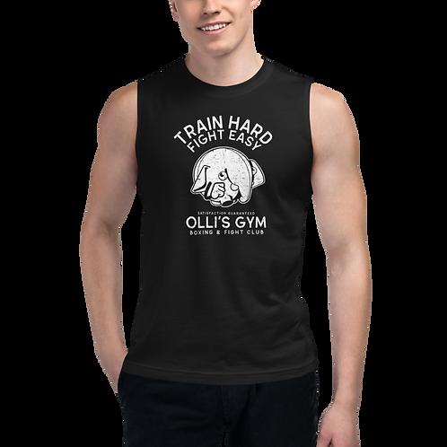 Train Hard Muscle Shirt