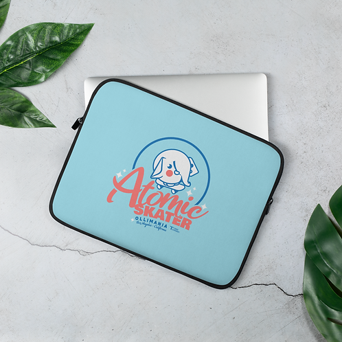 Olli web surf Skater Laptop Sleeve