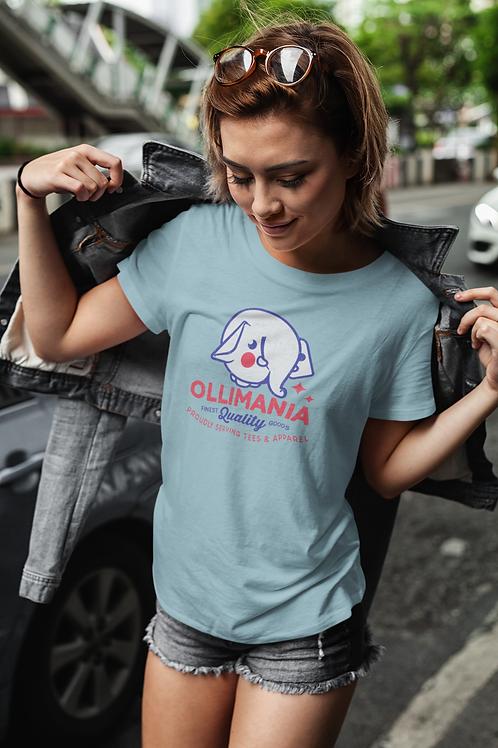 Olli Serves Girl's T-Shirt