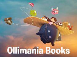 FLYING OLLI PLANE title
