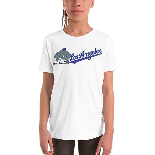 Los Angeles Youth Short Sleeve T-Shirt