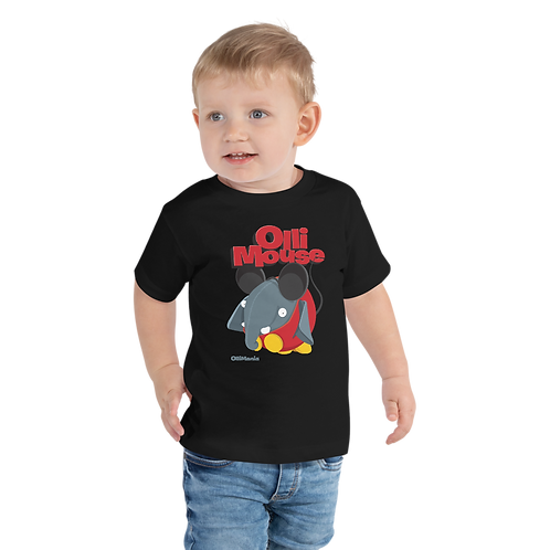 Olli Mouse Toddler Short Sleeve Tee