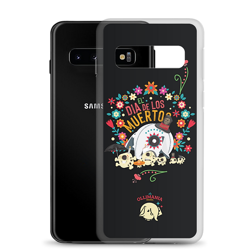 El Dia de Los Muertos Samsung Case