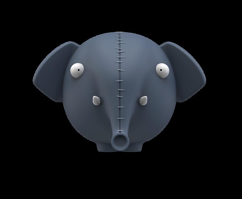 Olli 3d character