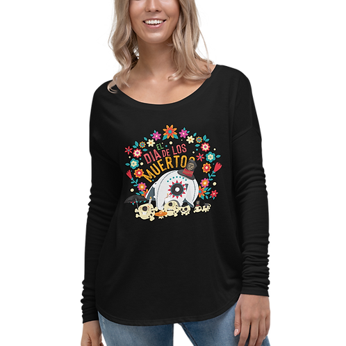 Los Muertos Ladies' Long Sleeve Tee