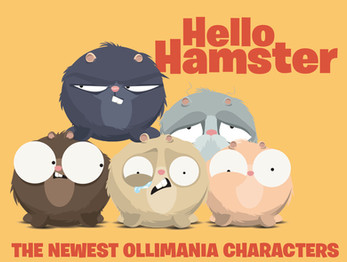 Hello Hamster Ollimania