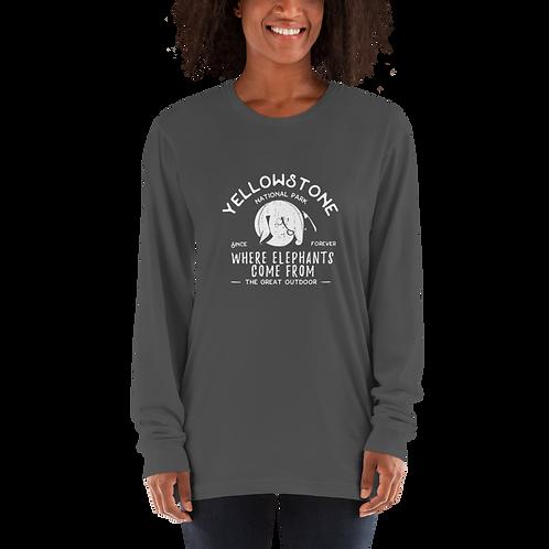 Yellowstone Olli Long sleeve t-shirt