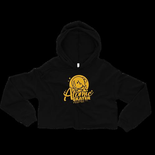 Atomic Skater Crop Hoodie