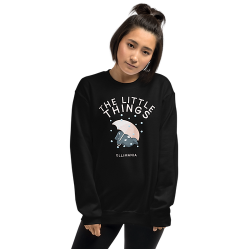 Olli's Snow Little Things Sweatshirt