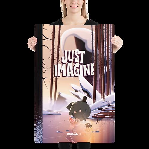 Olli Imagine Poster