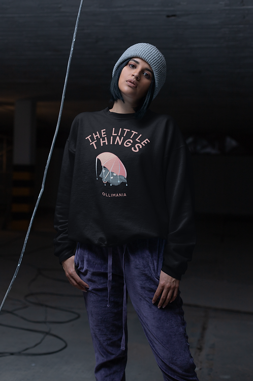 Olli's Rain Little Things Sweatshirt