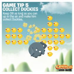 GAME TIP DUCKIES