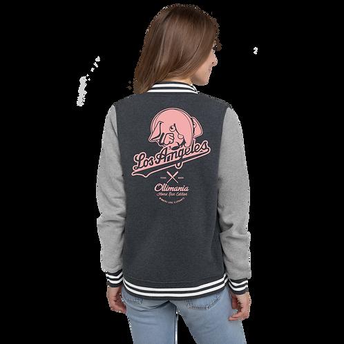 Retro Women's Letterman Jacket