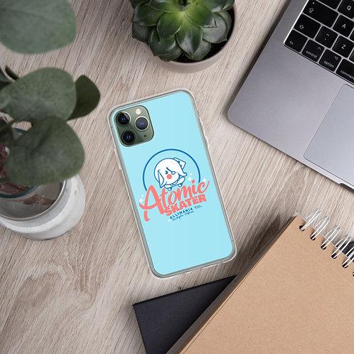 Atomic Skater iPhone Case