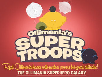 Super Troops Ollimania