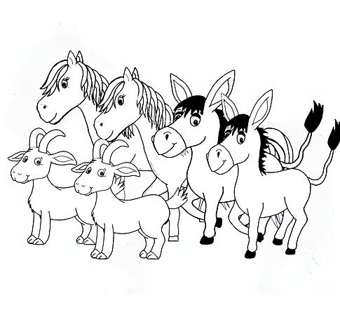 Basispony 2 2 Esel 2 Ziegen leer.png