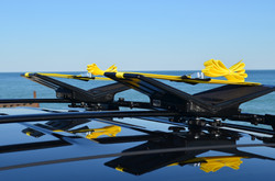 Kayak Wing Yellow kayak carrier