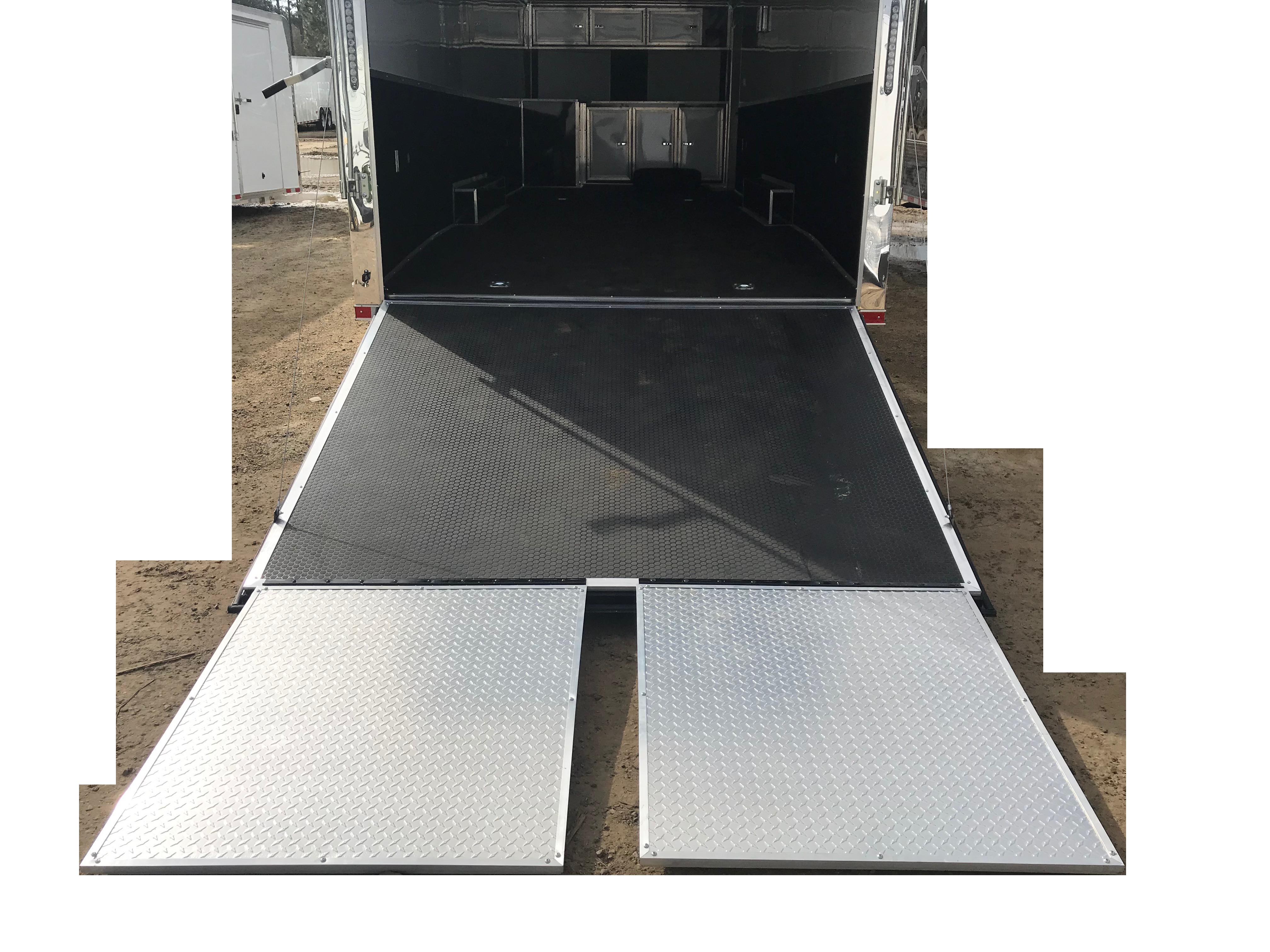 Aluminum Deluxe Flaps