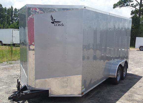 Lark 7X16 Tandem Axle Cargo Trailer