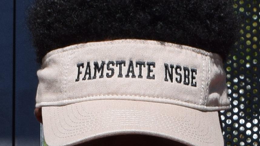 FAMSTATE NSBE Visor