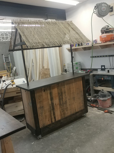 Tiki Bar Project