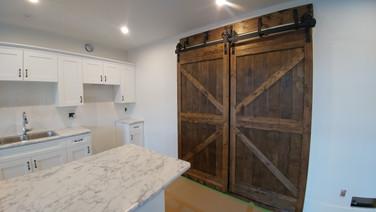 Old Yale Barn Doors