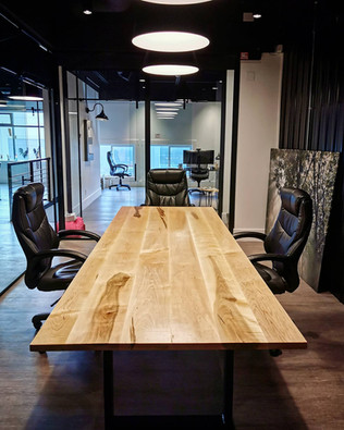 The Elite Maple Table