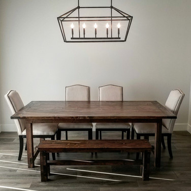 The Falls Dining Table
