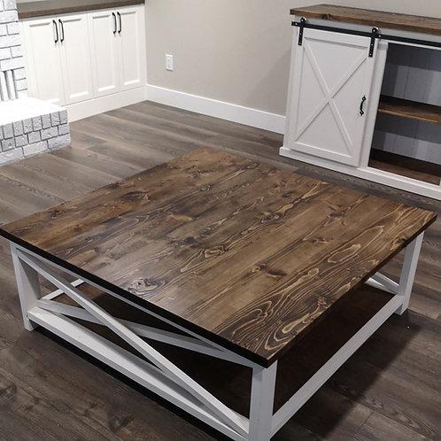 The Elk Creek Coffee Table