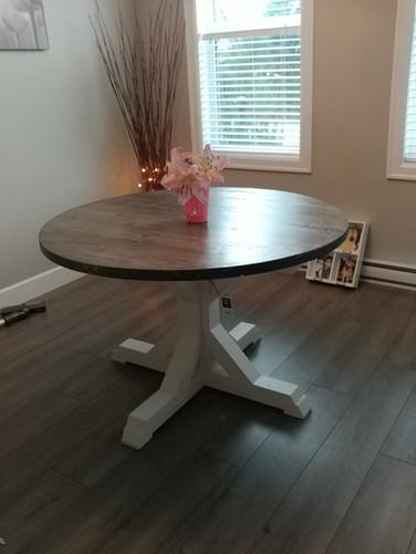 The Wellington Table