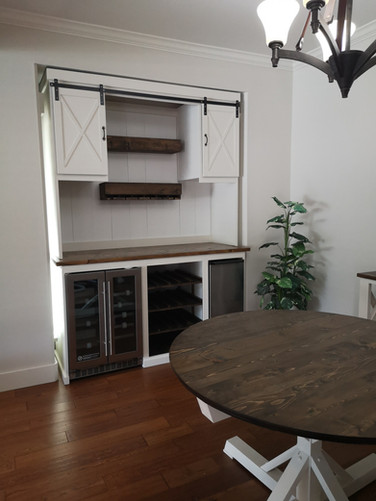 Cabinets and Shelving
