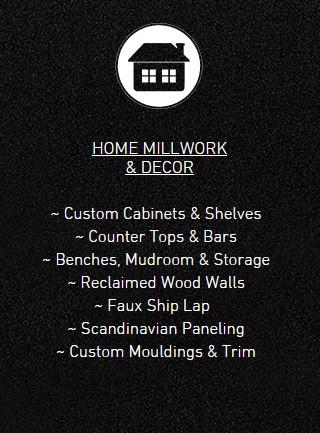 Home Millwork & Decor