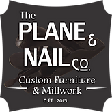 The Plane and Nail Co. Custom handcrafted furniture and millwork from Chilliwack British Columbia