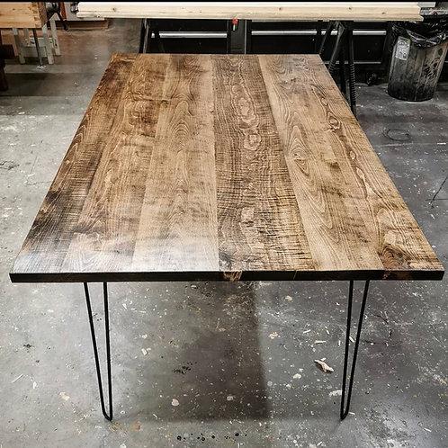 The Slesse Pin Leg Table